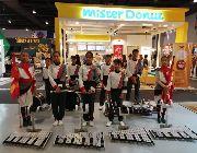 ati atihan, drum beaters, tribal dancers, marching band, HIGANTES -- All Event Planning -- Metro Manila, Philippines