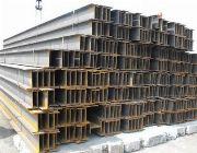 Ibeam Widel Flange Structural -- Distributors -- Cavite City, Philippines