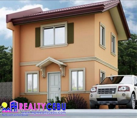 BELLA - 2 BR HOUSE AT CAMELLA RIVERFRONT TALAMBAN, CEBU -- House & Lot -- Cebu City, Philippines