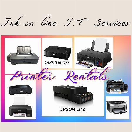 Printer Rentals Free Service Unit -- Computer Services Cavite City, Philippines