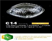 clamshells, tacca, cake container, C08, C10, C12, C14, C34,C43, W1 -- Food & Beverage -- Rizal, Philippines