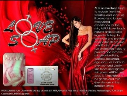 aura love soap, -- Everything Else -- Caloocan, Philippines