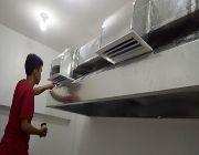 Exhaust Cleaning -- Maintenance & Repairs -- Metro Manila, Philippines