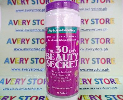 future biotic 30 day beauty secret, 30 days beauty secret, beauty secret, 30 days, -- Everything Else Marikina, Philippines