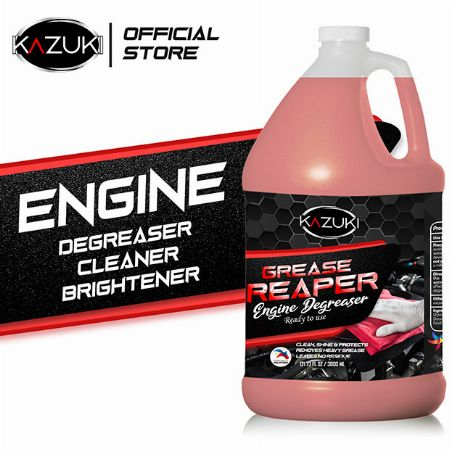 Engine Cleaner E2 Brightener & Water Soluble Degreaser, Chain Cleaner, Engine Degreaser, Carbon Remover -- Home Tools & Accessories Quezon City, Philippines