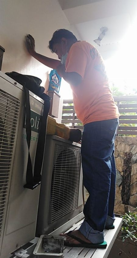 Split type Cleaning service and Repair (Luzon) -- Home Appliances Repair Manila, Philippines