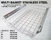 PULL OUT BASKET,STAINLESS BASKET,WIRE BASKET -- Kitchen Decor -- Rizal, Philippines