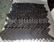 Rubber Wheel Chock, Rubber Hose, Rubber Suction Cup, Polyurethane Gasket, Rubber Finger Plucker -- Architecture & Engineering -- Quezon City, Philippines