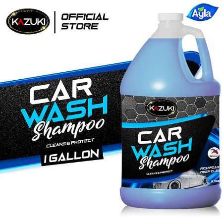 Car Wash Shampoo, motor, bike and truck shampoo -- Home Tools & Accessories Nueva Ecija, Philippines