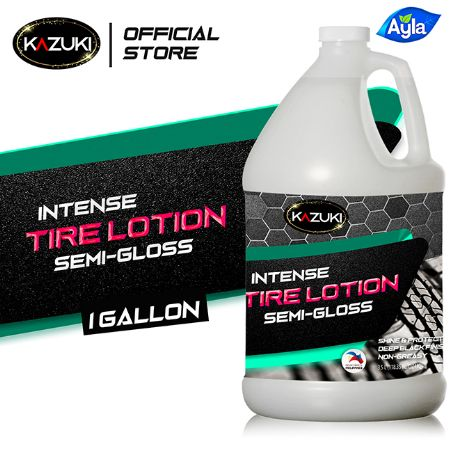 Tire Cream Lotion Semi Gloss, Tire Black, Tire Dressing, Tire Gel -- Home Tools & Accessories Taguig, Philippines