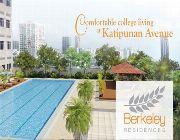 Berkeley Residences at Katipunan -- Condo & Townhome -- Pasig, Philippines