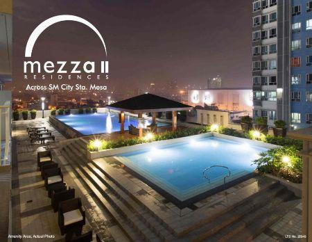 MEZZA RESIDENCES IN AURORA BLVD QUEZON CITY -- Condo & Townhome -- Quezon City, Philippines