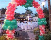 balloon decors, christmas decors, xmas decors -- Birthday & Parties -- Makati, Philippines