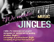 jingles, music editing. original music, composition, sound design, video editing and productions, campaign jingle, video animation -- Advertising Services -- Metro Manila, Philippines
