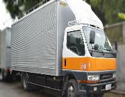 trucking services for (LIPAT BAHAY) -- Rental Services -- Mabalacat, Philippines