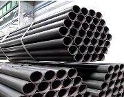 Black Iron Pipe -- Architecture & Engineering -- Cavite City, Philippines