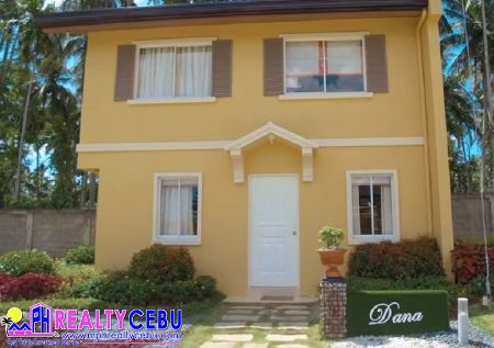 DANA - FOR SALE 4 BR HOUSE AT CAMELLA RIVERFRONT TALAMBAN CEBU -- House & Lot Cebu City, Philippines