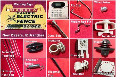 Electric Fence Live Wire -- Marketing & Sales -- Metro Manila, Philippines