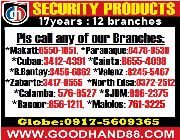 CCTV Camera System -- Marketing & Sales -- Metro Manila, Philippines