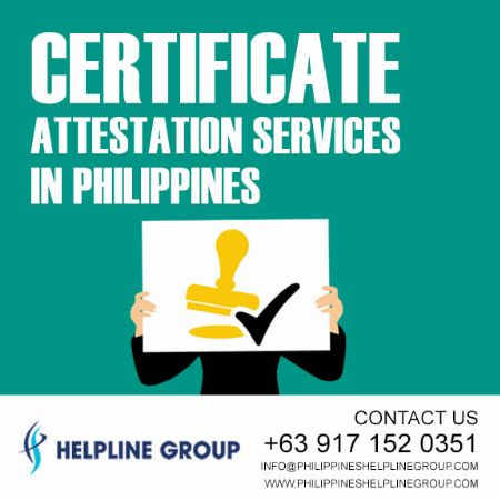 Certificate Attestation  Philippines, Certificate Attestation Services in Philippines, psa cenomar attestation services ,psa marriage certificate attestation services, psa death certificate attestation, psa birth certificate attestation in philippines -- Legal Services Manila, Philippines