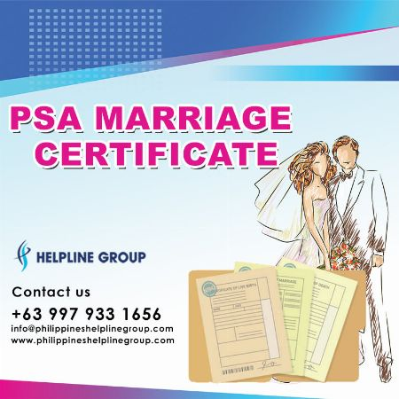 How can I get marriage certificate in Philippines -- Legal Services Manila, Philippines