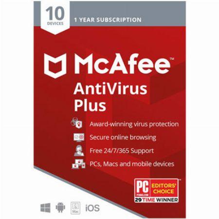 McAfee AntiVirus -- Software Albay, Philippines