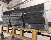 Elastomeric Bearing Pad, Rubber Water Stopper,Rubber Bumper, Rubber Linnings, Silicone Hose -- Everything Else -- Quezon City, Philippines