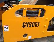 GSY08J, SINOMACH, ROAD ROLLER, PIZON, 8 TONS, SINGLE DRUM, BRAND NEW, FOR SALE -- Everything Else -- Cavite City, Philippines