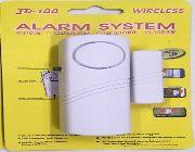 alarm, window, door, wireless, wireless alarm, security, Safety, Security, Burglar Alarm -- Airsoft -- Rizal, Philippines