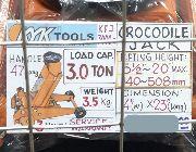 HYDRAULIC CROCODILE ALLIGATOR JACK JACKS 3 TONS CAPACITY  18K PESOS -- Everything Else -- Metro Manila, Philippines
