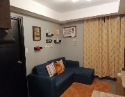 1 Bedroom fully furnished near Alimall, Cubao 1 BR condo for sale across Alimall -- Condo & Townhome -- Quezon City, Philippines