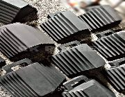 Elastomeric bearing pad, rubber wheel chock, rubber footings, direct manufacturer, rubber products -- Architecture & Engineering -- Cebu City, Philippines