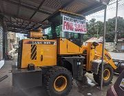 wheel loader -- Other Vehicles -- Cavite City, Philippines