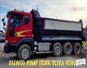Daewoo Ultra Novus -- Trucks & Buses -- Bacoor, Philippines