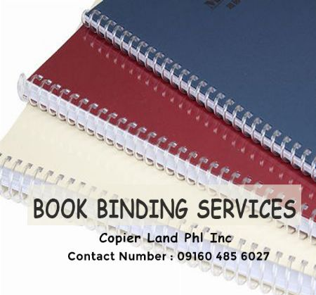 Book Binding Services -- Office Supplies -- Metro Manila, Philippines