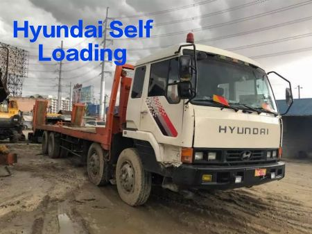HYUNDAI SELF LOADING -- Other Vehicles Cavite City, Philippines