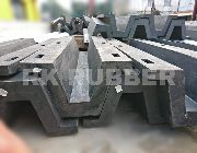 V-Type Rubber Dock Fender, Rubber Water Stopper, Rubber Matting, Rubber Diaphragm -- Everything Else -- Quezon City, Philippines