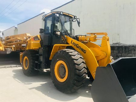 855H, LIUGONG, WHEEL LOADER, PAYLOADER, CUMMINS, BRAND NEW, FOR SALE, 3 CUBIC, 3CBM, 3m³ -- Everything Else -- Cavite City, Philippines