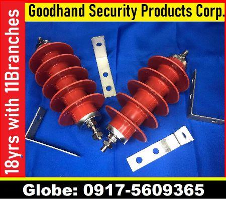 Electric Fence Lightning Arrester -- Marketing & Sales -- Metro Manila, Philippines