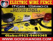 Electric Fence Energizer -- Marketing & Sales -- Metro Manila, Philippines