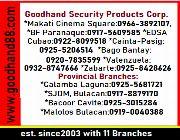 Security Systems & CCTV Cameras -- Marketing & Sales -- Metro Manila, Philippines