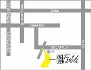 1 BR unit for sale back of SM Sucat and near NAIA Terminal 1, Field  Residences 1 BR condo for sale near Airport -- Apartment & Condominium -- Paranaque, Philippines