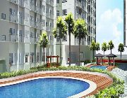 Las Pinas 1 BR with balcony for sale back of SM Southmall -- Apartment & Condominium -- Las Pinas, Philippines