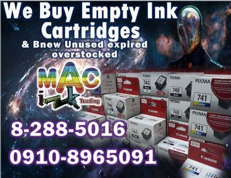 Ink and toner cartridges -- Printers & Scanners Metro Manila, Philippines