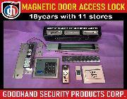 LZ and U Bracket Magnetic Door Access -- Marketing & Sales -- Metro Manila, Philippines