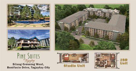 studio condo, tagaytay city -- Condo & Townhome -- Tagaytay, Philippines