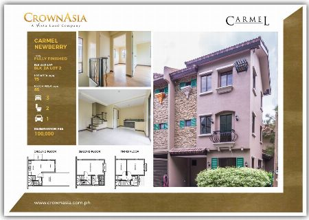 house&lotforsale, 3BRhouseandlot -- Condo & Townhome -- Bacoor, Philippines