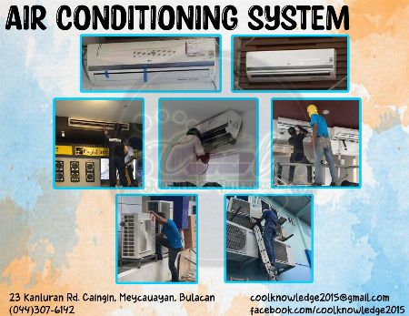Installation and Supply -- Other Services Bulacan City, Philippines