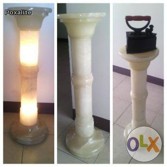alabaster, marble, stand, rare, -- Family & Living Room Bacoor, Philippines