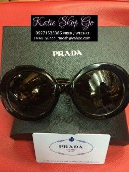 prada baroque, -- Eyeglass & Sunglasses -- Metro Manila, Philippines